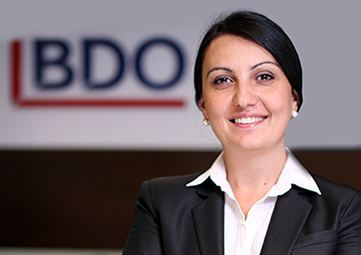 KETEVAN ZARIDZE, Partner, Head of Business Services and Outsourcing
