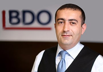DAVID GELASHVILI, Partner, Head of BDO Legal